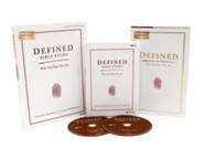 Defined: Who God Says You Are, DVD Leader Kit