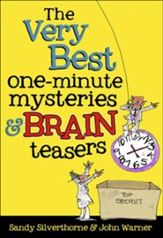 The Very Best One-Minute Mysteries & Brain Teasers