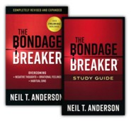 Bondage Breaker Book & Study Guide, revised, 2 Volumes