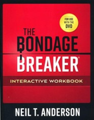 The Bondage Breaker Interactive Workbook, repackaged