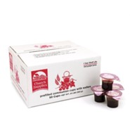 Christianbook Prefilled Communion Cups, Box of 50