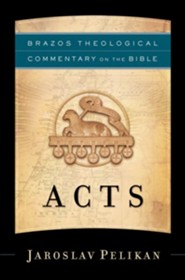 Acts (Brazos Theological Commentary) -eBook
