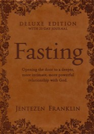 Fasting, Deluxe Edition, Plus 21-Day Journal, Brown Imitation Leather
