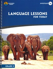 Language Lessons for Today Gr 5