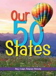 Our 50 States Lesson Book