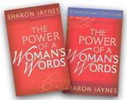 The Power of a Woman's Words--Book and Workbook