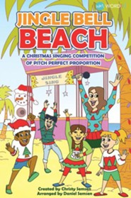 Jingle Bell Beach: A Christmas Singing Competition of Pitch Perfect Proportions Listening CD