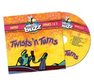 Buzz: Grades 1 & 2 Twist'n Turns CD, Winter 2018-19