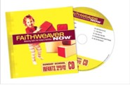 FaithWeaver Now: Infants, Toddlers & Twos CD, Winter 2018-19