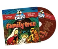 Buzz: Preschool Family Tree CD, Winter 2018-19