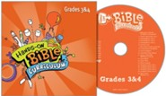 Hands-On Bible Curriculum Grades 3&4: CD Summer 2020
