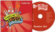 Hands-On Bible Curriculum Grades 1&2: CD Summer 2020
