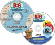 Big Fish Bay: Director's Resource CD Set