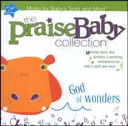 The Praise Baby Collection: God Of Wonders CD