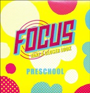 Focus: Preschool EP CDs (pkg. of 12)