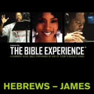 Inspired By The Bible Experience: Hebrews - James - Unabridged Audiobook [Download]