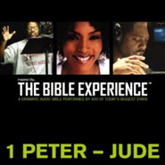 Inspired By The Bible Experience: 1 Peter - Jude - Unabridged Audiobook [Download]
