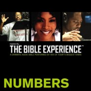 Inspired By The Bible Experience: Numbers - Unabridged Audiobook [Download]
