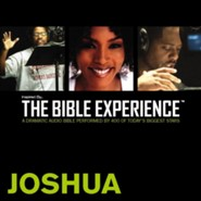 Inspired By The Bible Experience: Joshua - Unabridged Audiobook [Download]