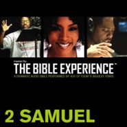 Inspired By The Bible Experience: 2 Samuel - Unabridged Audiobook [Download]