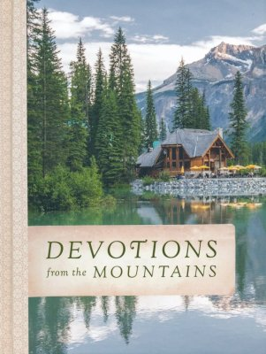 Front Cover - Devotions from the Mountains