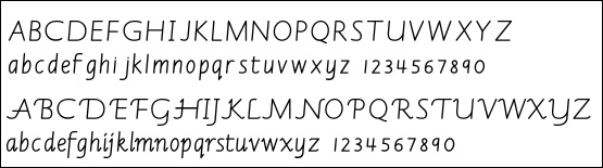 It Uses Slanted Manuscript Letters To Teach Printing In Order For Children Transition More Easily Cursive Writing