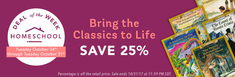 Bring Classics to Life Sale