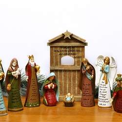 Christmas Story Nativity