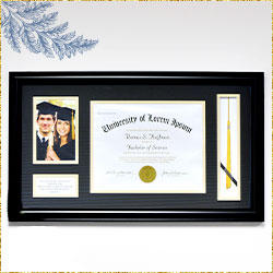 Diploma Frame / Tassel / Photo