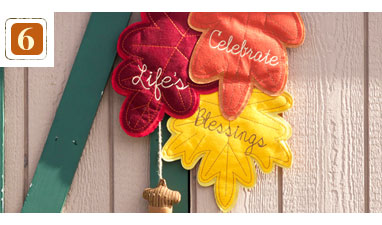 Blessings Door Decor
