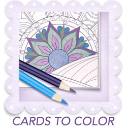 Cards to Color