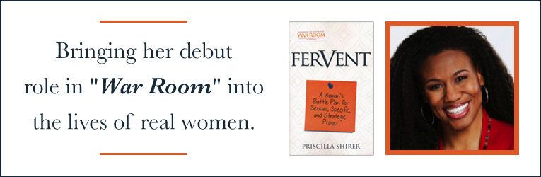 Fervent, by Priscilla Shirer