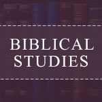 Biblical Studies Reference
