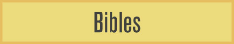 Last Chance Bible Bargains