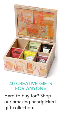 40 Creative Gifts for Anyone