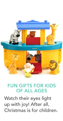 Fun Gifts for Little Ones