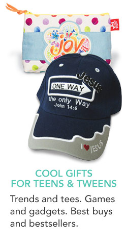 Cool Gifts for Teens & Tweens