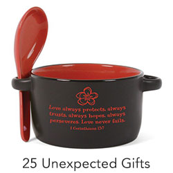 25 Unexpected Gifts