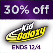 30% off Kid Galaxy
