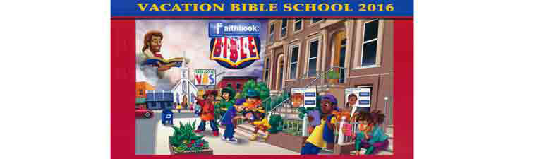 Faithbook The Bible VBS