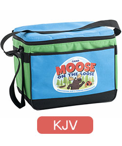 Camp Moose on the Loose KJV Starter Kit