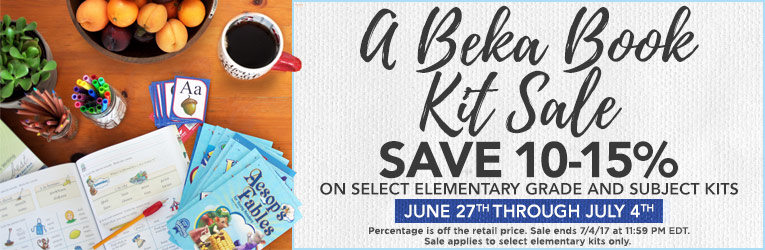 Select A Beka Sale