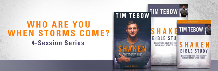 Shaken, by Tim Tebow