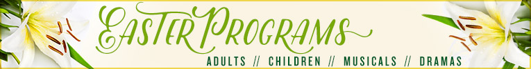 Easter Programs & Performances