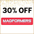 30% off Magformers