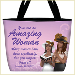 Amazing Woman Tote