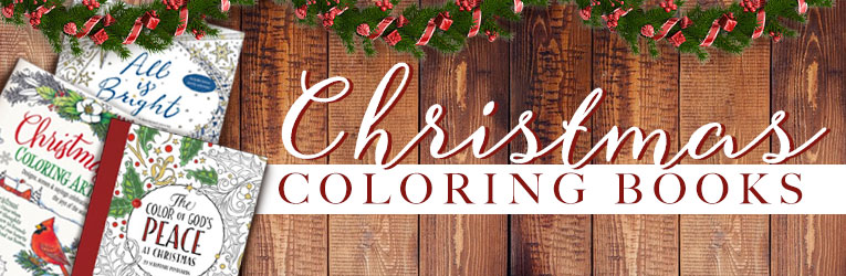 Christmas Coloring Books fro Adults