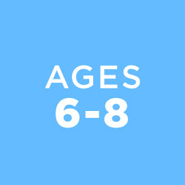 Ages 6-8