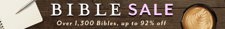 The Bible Sale 10/25-10/31