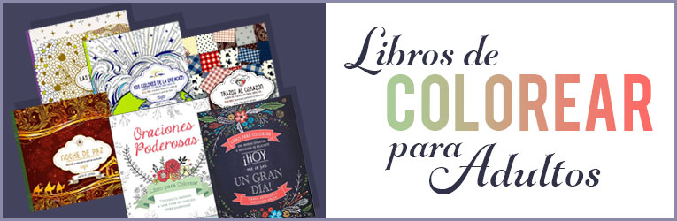 Libros de Colorear para Adultos - Spanish Adult Coloring Books